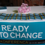 Ready To Change, odprtje konference / Opening of the Conference